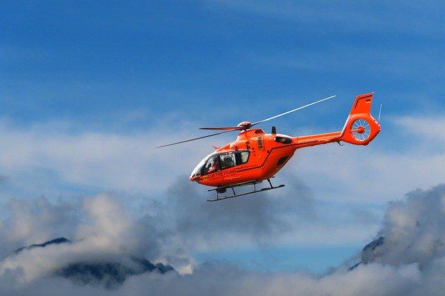 ヘリコプターによる空撮とは